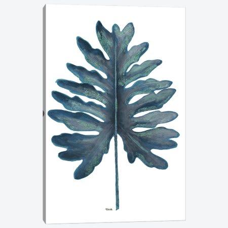 Blue Oasis I Canvas Print #TAV239} by Tava Studios Canvas Art