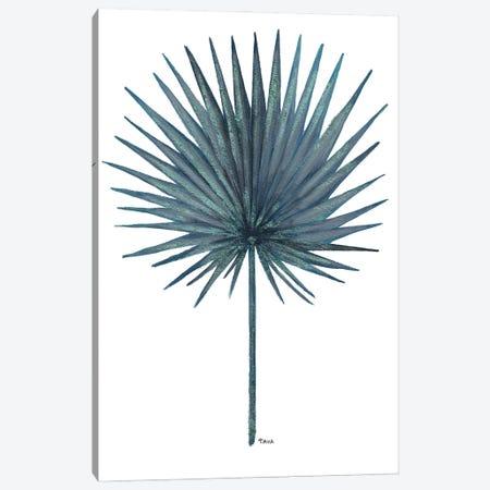 Blue Oasis II Canvas Print #TAV240} by Tava Studios Canvas Art Print