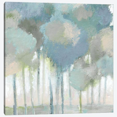 Serenity Forest Canvas Print #TAV246} by Tava Studios Canvas Artwork
