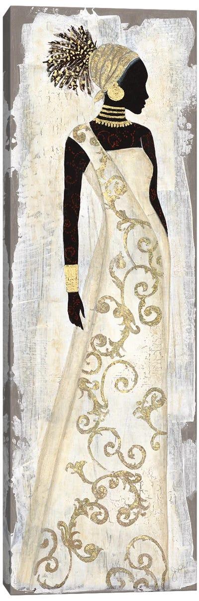Saharan Charm Canvas Art Print