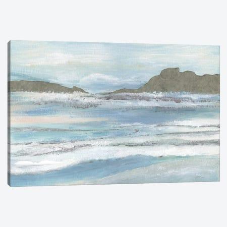 Island Tide Canvas Print #TAV264} by Tava Studios Canvas Art