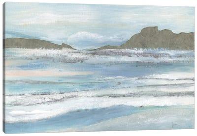 Island Tide Canvas Art Print