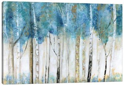 Magical Wood Canvas Art Print