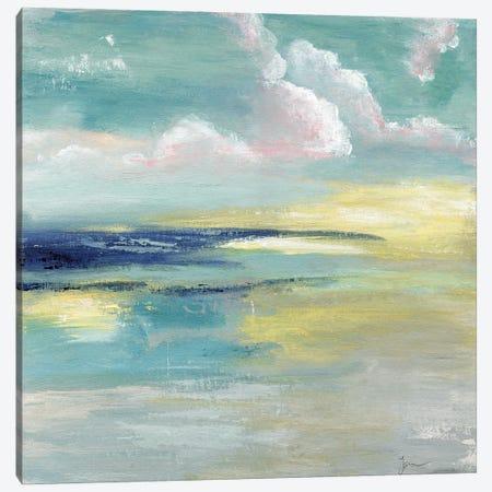 Ocean View Canvas Print #TAV266} by Tava Studios Canvas Wall Art