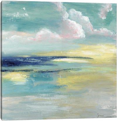 Ocean View Canvas Art Print