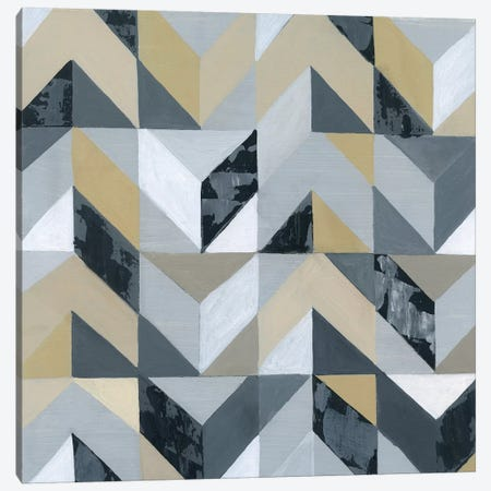Geometric I Canvas Print #TAV26} by Tava Studios Art Print