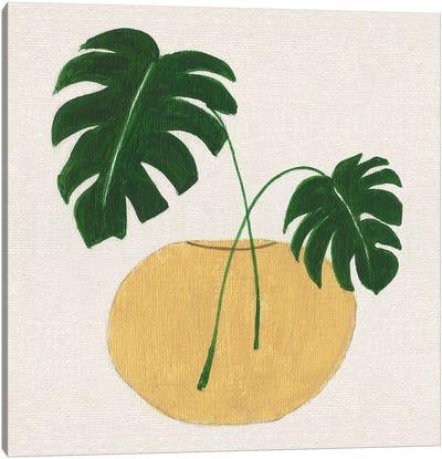 Simple Nature II Canvas Art Print