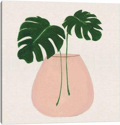 Simple Nature III Canvas Art Print