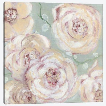 Spring Blush Canvas Print #TAV276} by Tava Studios Art Print