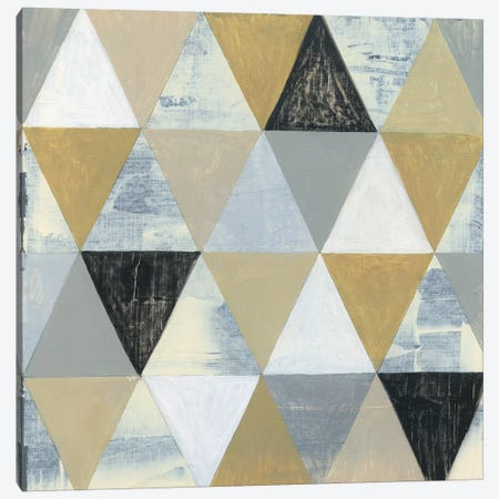 Geometric II Canvas Print #TAV27} by Tava Studios Canvas Art Print