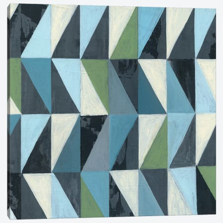Geometric III Canvas Print #TAV28} by Tava Studios Canvas Wall Art