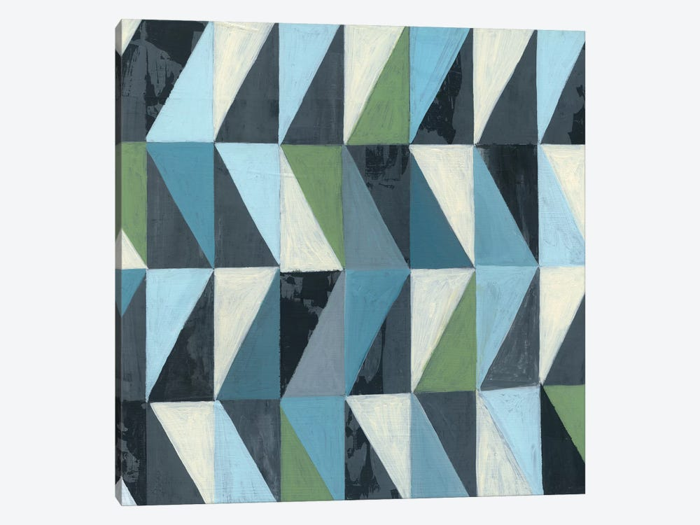Geometric III by Tava Studios 1-piece Canvas Art Print