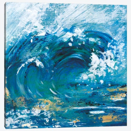 Big Surf II Canvas Print #TAV2} by Tava Studios Canvas Print