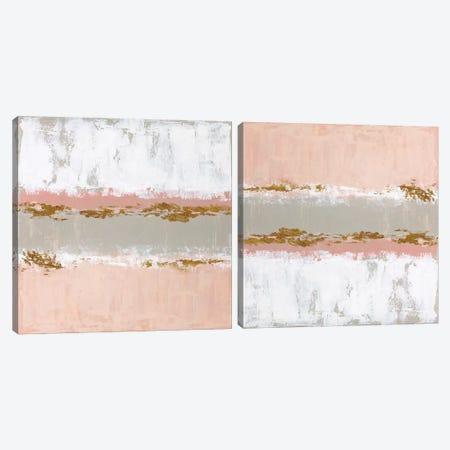 Sedona Sun Diptych Canvas Print Set #TAV2HSET005} by Tava Studios Canvas Art