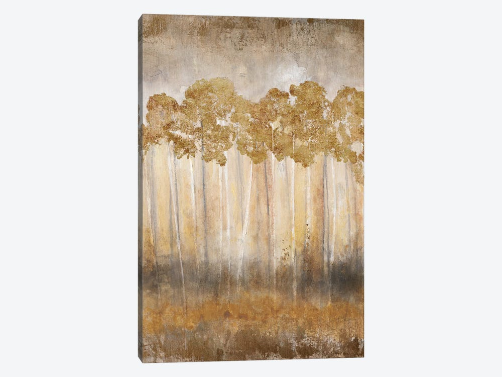 Golden Horizon by Tava Studios 1-piece Canvas Art
