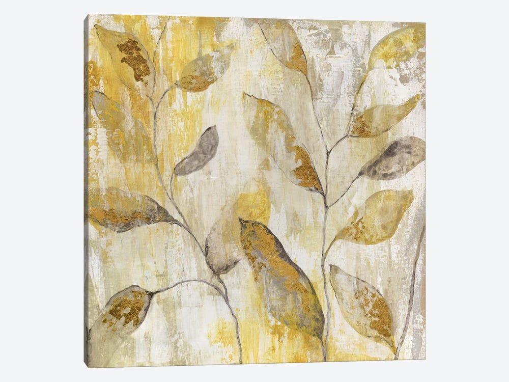 Golden Vine by Tava Studios 1-piece Art Print