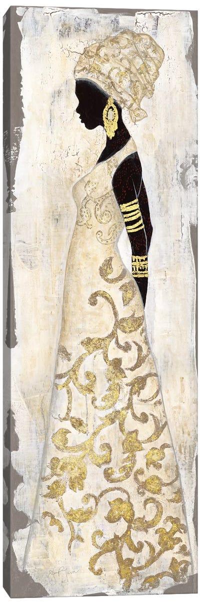 Saharan Grace Canvas Art Print