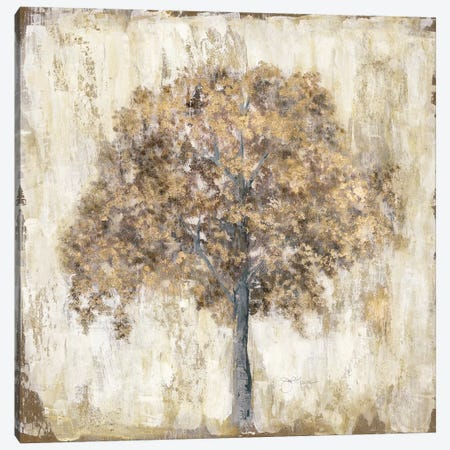Venetian Gold Tree Canvas Print #TAV47} by Tava Studios Canvas Print