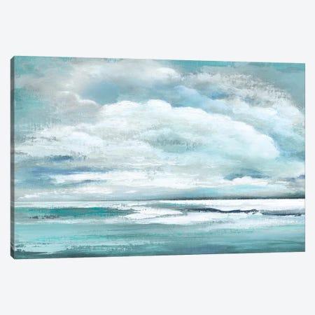 Billowing Clouds Canvas Print #TAV50} by Tava Studios Art Print