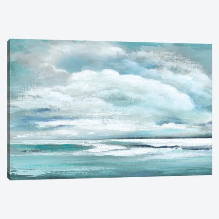 Billowing Clouds Canvas Print #TAV50} by Tava Studios Art Print