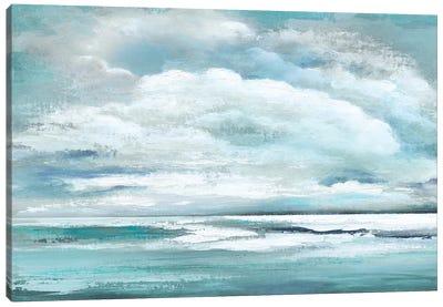 Billowing Clouds Canvas Art Print