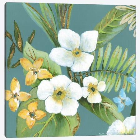 Rainforest I Canvas Print #TAV59} by Tava Studios Canvas Art Print