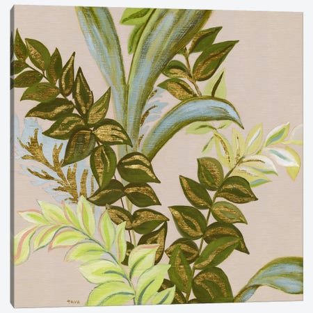 Rainforest II Canvas Print #TAV60} by Tava Studios Canvas Art