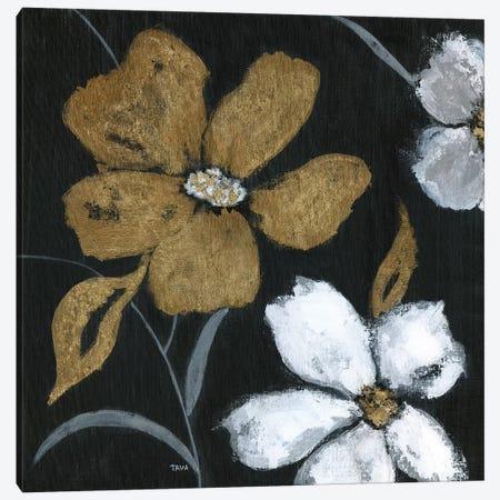 Moonlight Garden I Canvas Print #TAV66} by Tava Studios Canvas Print