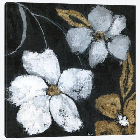 Moonlight Garden II Canvas Print #TAV67} by Tava Studios Canvas Art Print