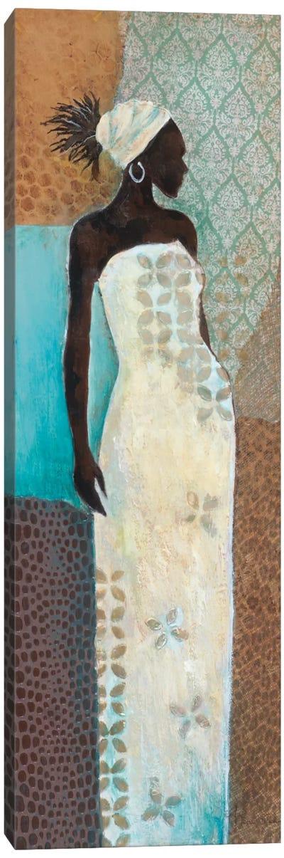 Dressed To Shine I Canvas Print #TAV6