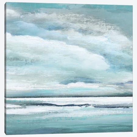 Billowing Clouds II Canvas Print #TAV70} by Tava Studios Canvas Art Print