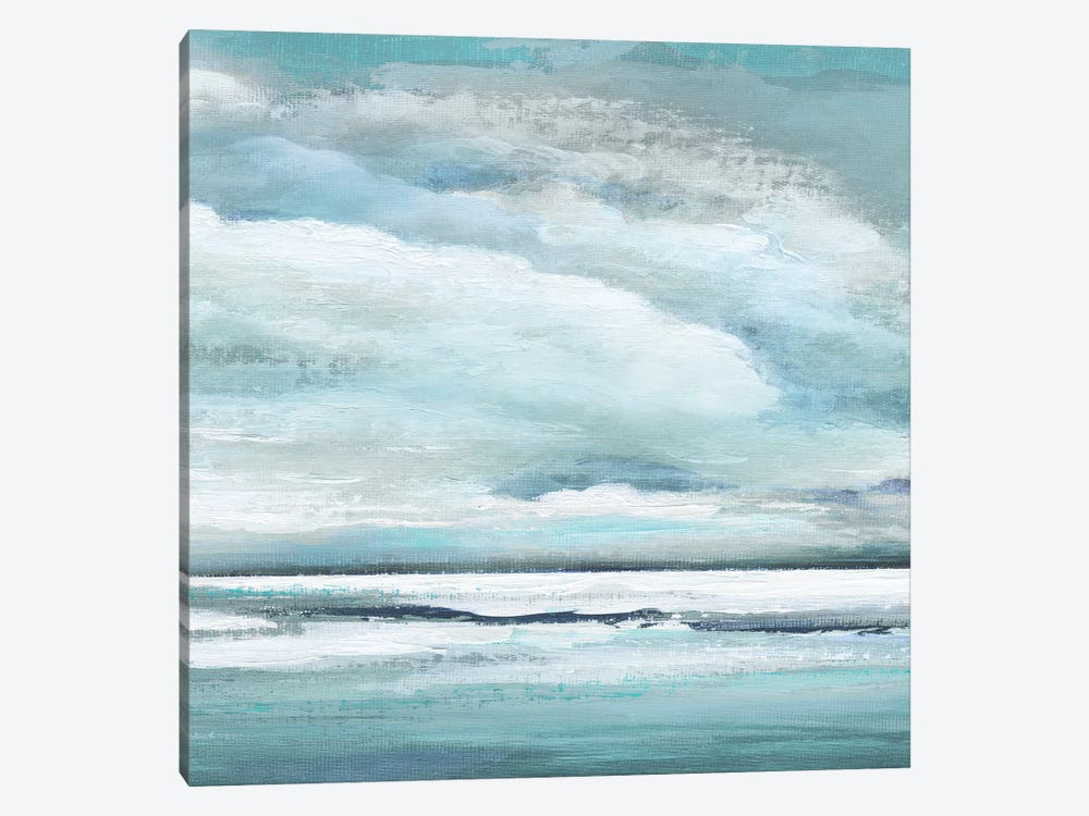 Billowing Clouds II by Tava Studios 1-piece Canvas Artwork