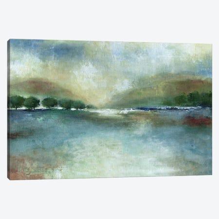 Mountain Pass Canvas Print #TAV72} by Tava Studios Canvas Print