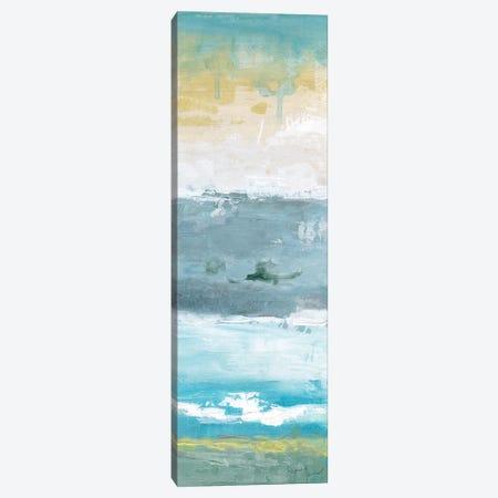 Beach Walk II Canvas Print #TAV75} by Tava Studios Canvas Artwork