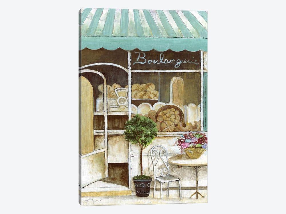Boulangerie by Tava Studios 1-piece Canvas Art Print