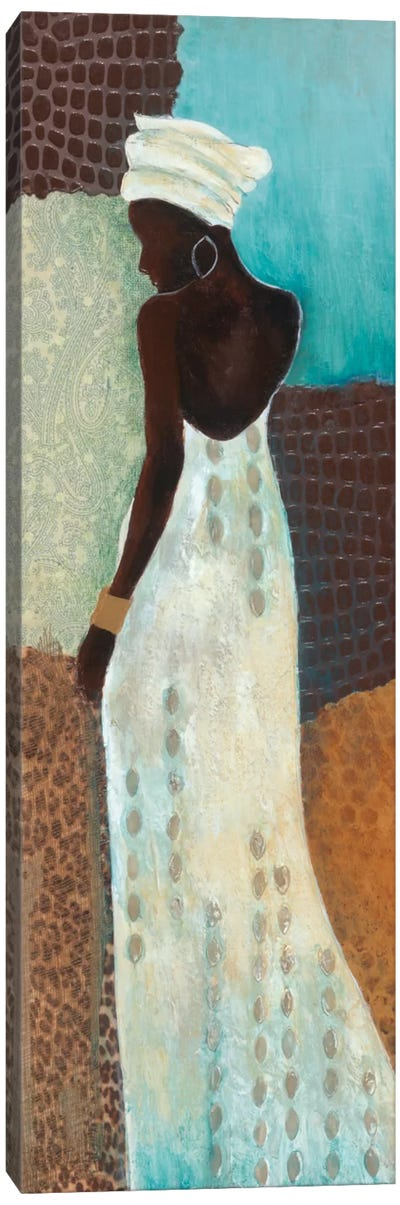 Dressed To Shine II Canvas Print #TAV7