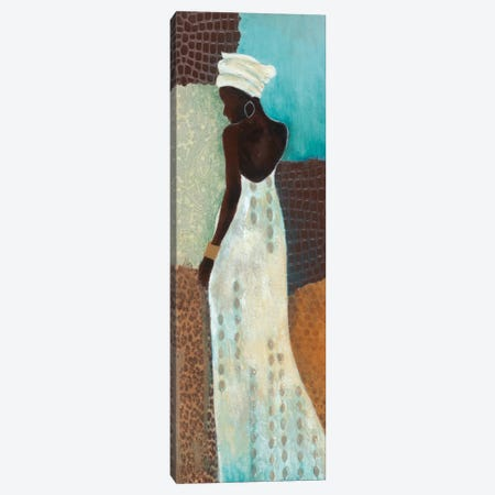 Dressed To Shine II Canvas Print #TAV7} by Tava Studios Canvas Wall Art