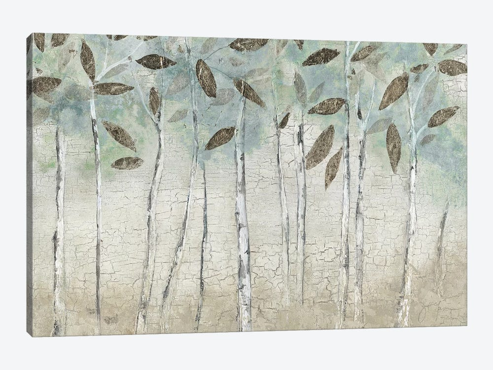Rain Soft Woods by Tava Studios 1-piece Canvas Art