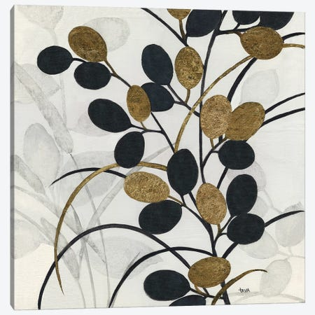 Silhouette Neutre II Canvas Print #TAV86} by Tava Studios Canvas Print