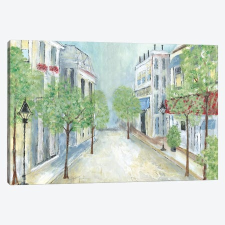 Springtime Stroll 3-Piece Canvas #TAV90} by Tava Studios Canvas Art Print