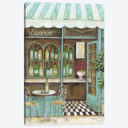 Vino Canvas Print #TAV91} by Tava Studios Art Print