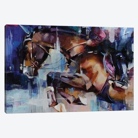 Open Up To The World Canvas Print #TAY106} by Tatyana Yabloed Art Print