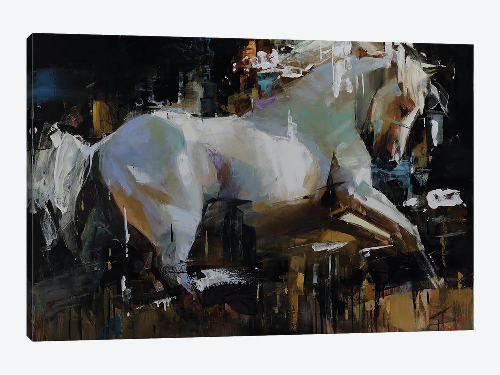 Discoverer by Tatyana Yabloed 1-piece Canvas Print