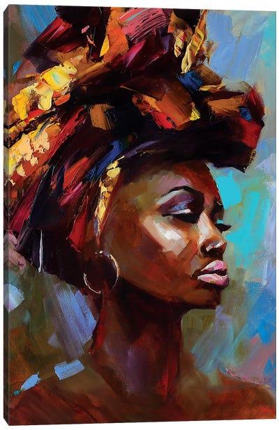 Let You Love Me Canvas Art Print