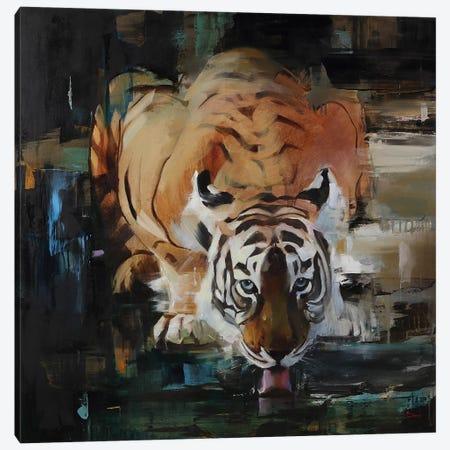 Twilight Shadow Canvas Print #TAY110} by Tatyana Yabloed Canvas Art Print