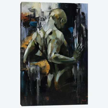 Prometheus Canvas Print #TAY114} by Tatyana Yabloed Canvas Artwork
