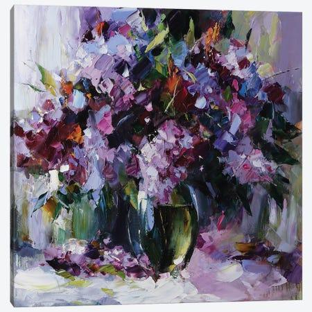 Always On My Mind Canvas Print #TAY116} by Tatyana Yabloed Canvas Art