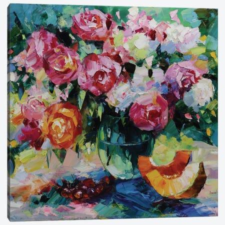 Elixir Love Canvas Print #TAY122} by Tatyana Yabloed Canvas Wall Art