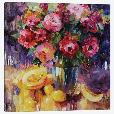 United Dreams Canvas Print #TAY124} by Tatyana Yabloed Canvas Art Print