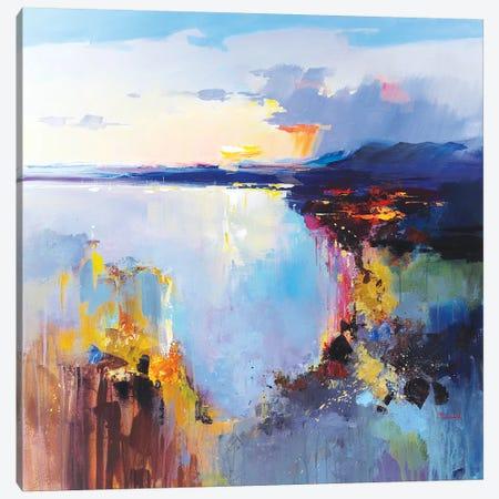 Breathe The Spring Canvas Print #TAY135} by Tatyana Yabloed Canvas Art